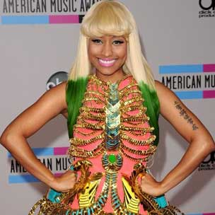 "Nicki Minaj's ""Super Bass"" Becomes Highest-Charting Female Rap Song Since 2002"