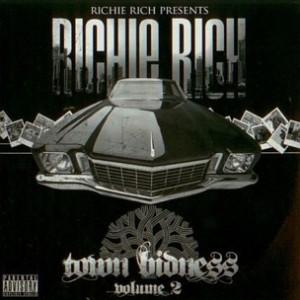 """Lil Jon, Mannie Fresh, J. Stalin Featured On Richie Rich's """"Town Bidness Vol. 2"""""""