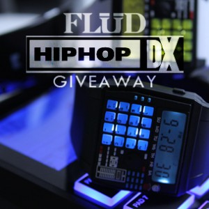 FLuD Watches x HipHopDX Giveaway