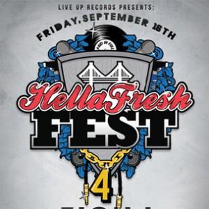Zion I Enlists The Jacka & Husalah, Los Rakas & More For Hella Fresh Fest 4