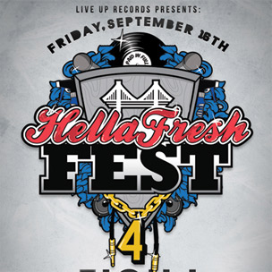 Zion I Enlists The Jacka & Husalah, Los Rakas & More For Hella Fresh Fest 4