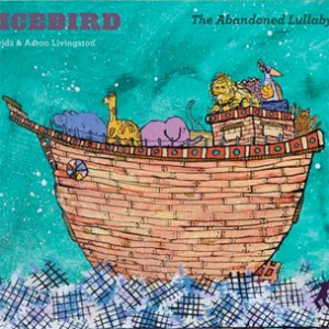 "RJD2 & Aaron Livingston Form Icebird, Set October 11th Release For ""The Abandoned Lullaby"""