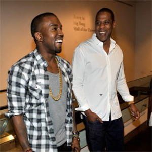 """Jay-Z & Kanye West Debut """"Watch The Throne"""" At New York City's Hayden Planetarium"""