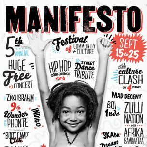 Rakim & Kid Capri, Blu & Exile, 9th Wonder & Phonte To Play Manifesto Festival 2011