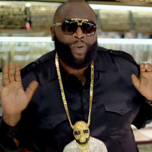 "Rick Ross Being Sued For Trademark Infringement Over ""Teflon Don"" Album Title"
