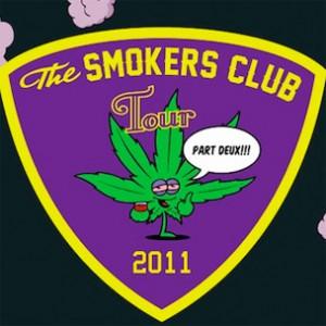 "Method Man, Curren$y, Big K.R.I.T. & More To Headline ""Smoker's Club Tour 2011"""