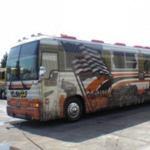 Shady Records & Brisk Announce Brisk Bodega, Design Yelawolf's Tour Bus