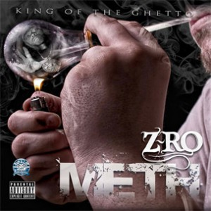"Z-Ro Reveals Cover Art, Tracklist For ""Meth,"" Features Bun B, Slim Thug & More"