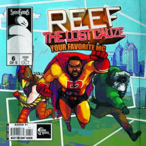 "Reef The Lost Cauze Teams With Snowgoons For ""Your Favorite MC"""