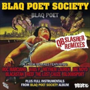Blaq Poet f. Blacastan - Butcher Shop Rmx.