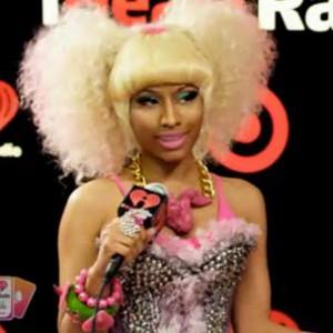 Nicki Minaj - I Heart Radio Festival Performance