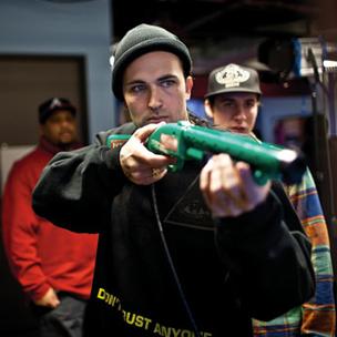 Yelawolf Talks Skateboarding, Meeting Rob Dyrdek