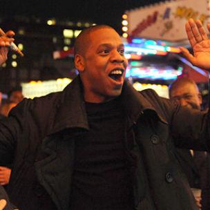 Jay-Z Talks Beyonce's Pregnancy, Praises President Barack Obama