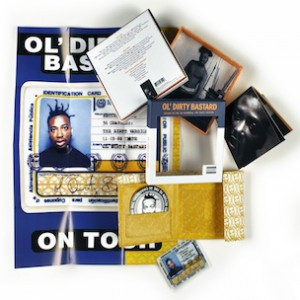 """Ol' Dirty Bastard's """"Return To The 36 Chambers"""" To Be Reissued With Laminated Food Stamp Card"""