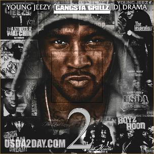 Young Jeezy - The Real Is Back 2 (Mixtape Review)