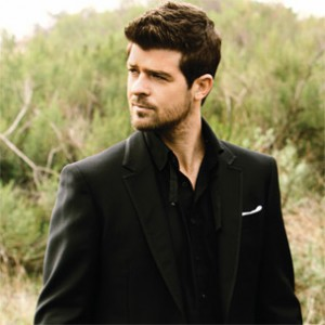 Robin Thicke Reveals Title, Release Date For Fifth Album