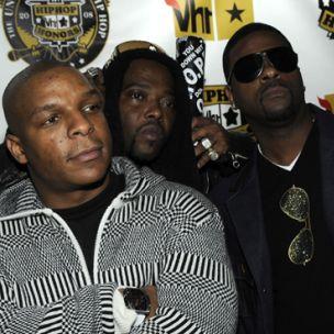 "Naughty By Nature Reveals Tracklist, Cover Art For ""Anthem, Inc"""