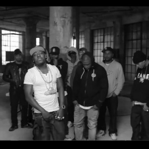 Ace Hood, Kevin McCall, Tyga & Chris Brown - BET Hip Hop Awards 2011 Cypher #6