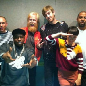 Big Boi Working In The Studio With Little Dragon, Says They've Recorded Two Songs