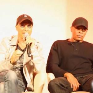 Dr. Dre & Jimmy Iovine - Debut Wireless Beats By Dre Headphones