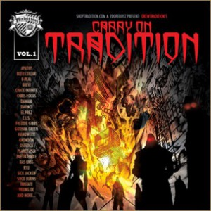 Drewtradition f. Freddie Gibbs, Young De, Mass & Brevi - Our Tradition