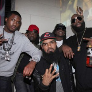 Maybach Music Group - BET Awards Cypher [Behind The Scenes]