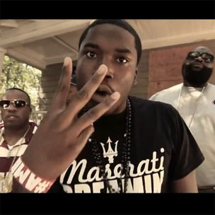 "Meek Mill f. Rick Ross & Yo Gotti - ""Don't Panic"""