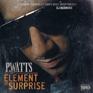P.Watts f. Big K.R.I.T. & Sean Haynes - End Of the Night [Prod. DJ Burn One]