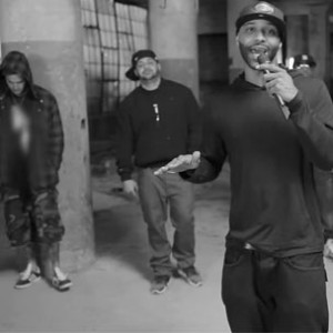 DJ Premier f. Eminem, Joe Budden, Joell Ortiz, Crooked I, Yelawolf & Royce Da 5'9 - BET Awards Shady 2.0 Cipher