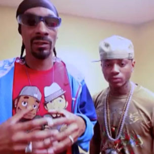 Snoop Dogg Endorses Soulja Boy