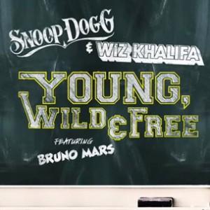 Snoop Dogg & Wiz Khalifa f. Bruno Mars - Young, Wild & Free