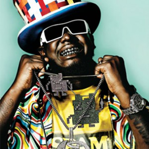 """T-Pain Reveals Cover Art For """"RevolveR,"""" Due December 6th"""