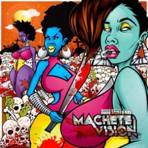 """Kno of Cunninlynguists & MarQ Spekt Plan """"Machete Vision"""" Album"""