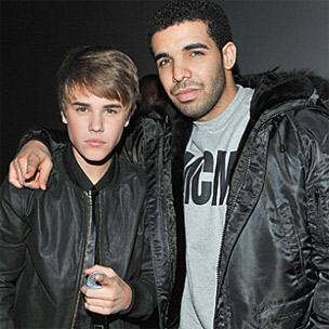 "Drake & Kanye West To Appear On Justin Bieber's New Album ""Believe"""