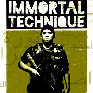 """Immortal Technique Reveals Tracklist For """"The Martyr"""""""