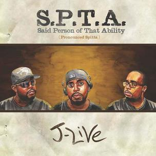 J-Live - S.P.T.A. (Said Person of That Ability)