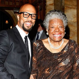 """Maya Angelou To Appear On Common's """"The Dreamer, The Believer"""""""