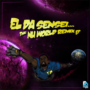 "El Da Sensei Reveals Cover Art, Tracklist For ""The Nu World Remix EP"""