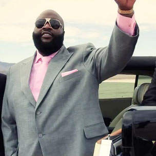 DJ Khaled & Pill Weigh In On Rick Ross' Health
