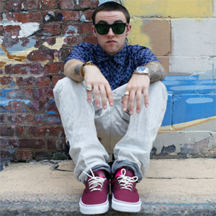 "Mac Miller Debuts At Number One With ""Blue Slide Park"""