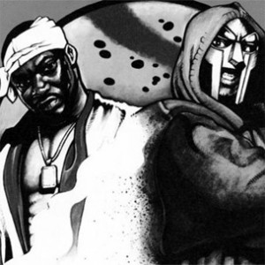 DOOM & Ghostface Killah Perform In London, England For Lex Records 10th Anniversary