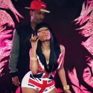 "Big Sean f. Nicki Minaj - ""Dance [A$$ Remix]"""