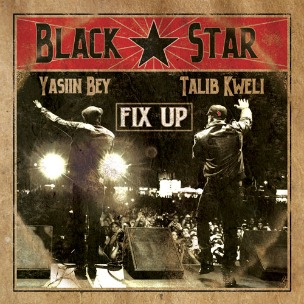 "Black Star Release ""Fix Up,"" Announce ""Top Secret Aretha Franklin Mixtape"""