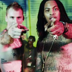 "Machine Gun Kelly f. Wacka Flocka Flame - ""Wild Boy"""