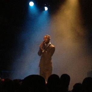 Frank Ocean Performs Debut Solo Concert In New York City, New York