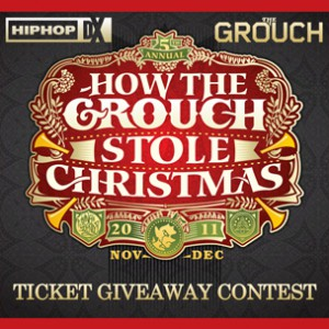 """How The Grouch Stole Christmas"" Ticket Giveaway"