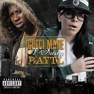 """Gucci Mane & V-Nasty Reveal """"BAYTL"""" Cover & Tracklist"""