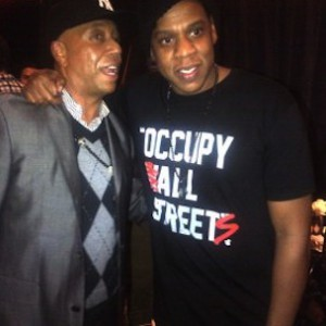 "Jay-Z, Rocawear Release ""Occupy All Streets"" T-Shirt"