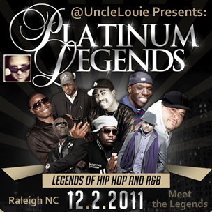 Platinum Legends Concert Ticket Giveaway