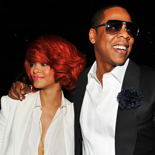 "Jay-Z To Appear As Sole Guest On Rihanna's ""Talk That Talk"""